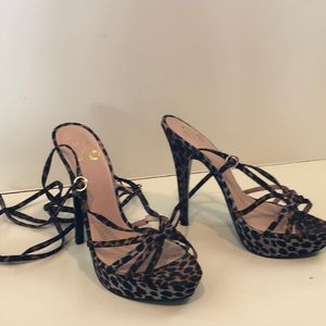 a7c8d6acb765 Women s Colin Stuart Shoes Wrap Sandals on Poshmark